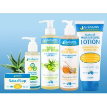Natural Skin Care Range