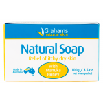 Grahams Natural Soap 100g